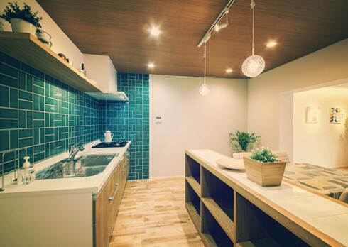 住環境の基礎を見直し、自分好みの空間に変えることができる!