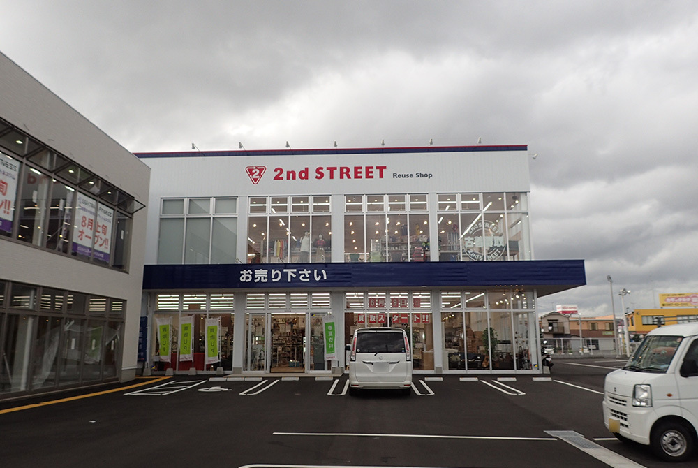 店舗外観2